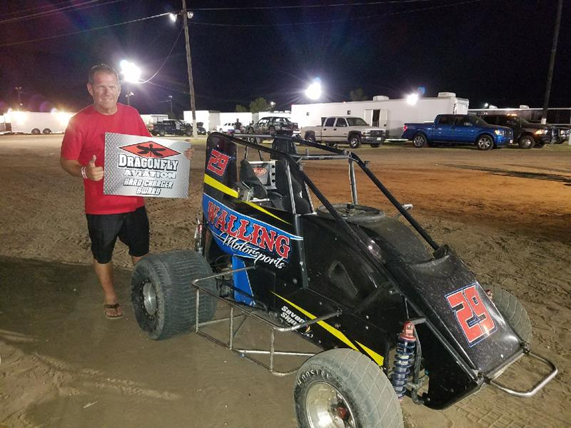 Sessums & Laplante Claim Victories at Heart O' Texas