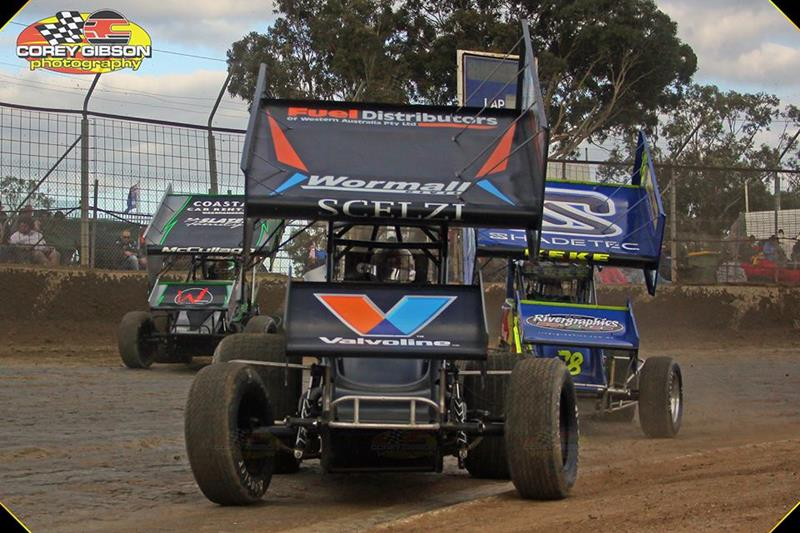 Sprintcars tasmania