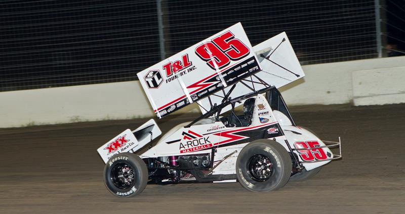 Covington Ready For Grays Harbor After 6th Place Run at Dirt