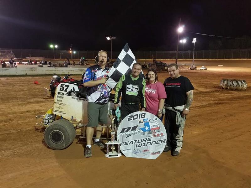 Lucas, Brown, & Twardeski Top the night at 105 Speedway