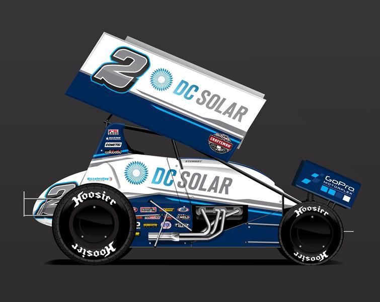 Stewart and Kyle Larson Racing set for new season