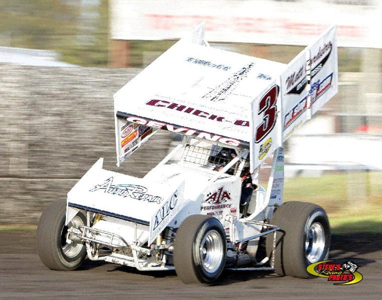 Geving rounds up a top five finish in Hoosier Tires Civil