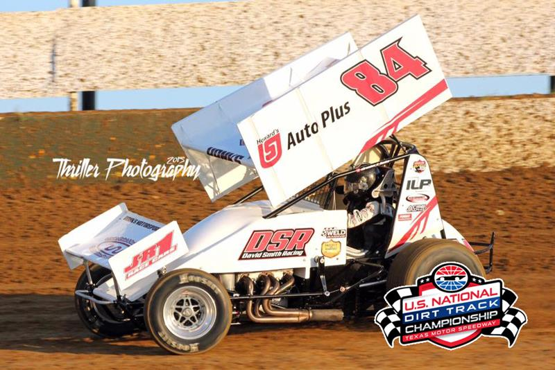 ASCS Red River Headlining at Texas Motor Speedway Dirt Track