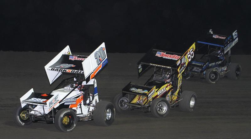 Doubleheader Next Up For Ameri Flex Ocrs Sprint Cars Racinboys