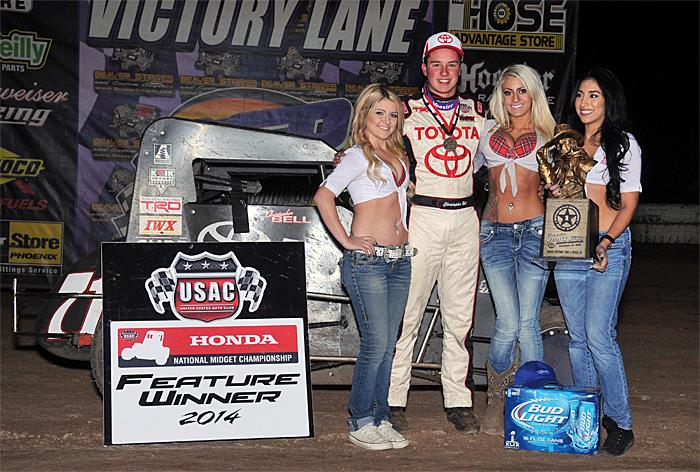 Are not Usac western midget championship much prompt