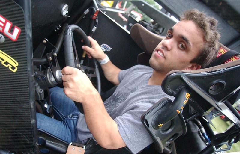 Midget Car Driver