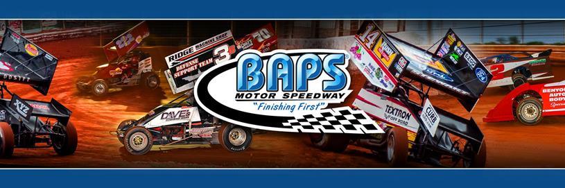 BAPS Motor Speedway - Sprint Car Racing News, Schedules, Results