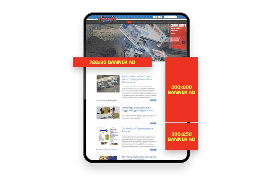 Website Banner Ads