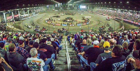 Chili Bowl Nationals The Official Website For The Lucas Oil Chili