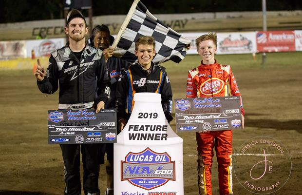 NOW600 Lucas Oil National Micro Sprints | National Open Wheel 600 Series