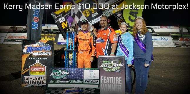 All Star Sprints >> All Star Circuit Of Champions 410 Outlaw Sprint Car Series