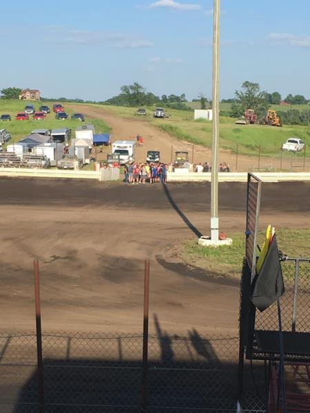 Iowa's Premier Outlaw Dirt Kart Race Track