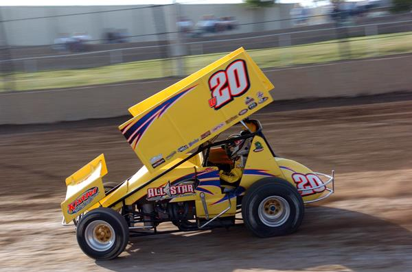 All Star Circuit of Champions | 410 Outlaw Sprint Car Series