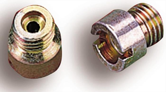 122-104 Holley Standard Main Jet 1//4-32/""