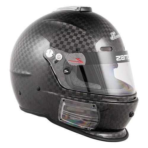 Zamp RZ-64C SNELL SA2020 Helmet Carbon Medium 58cm