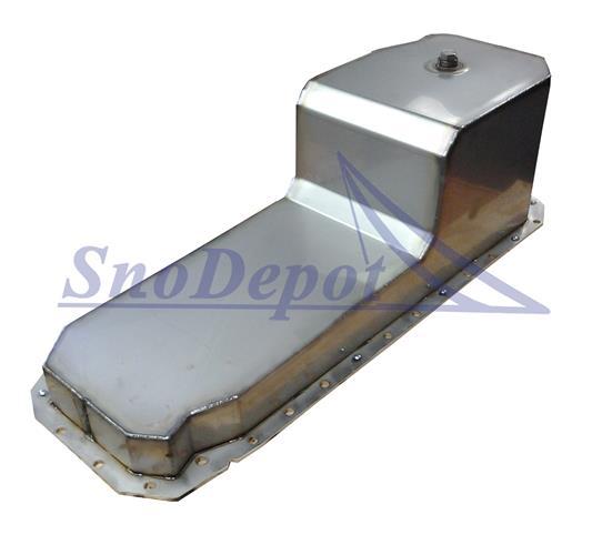 Cummins ISM,M11 Stainless Steel Rear Sump - Fuel Tanks, Oil