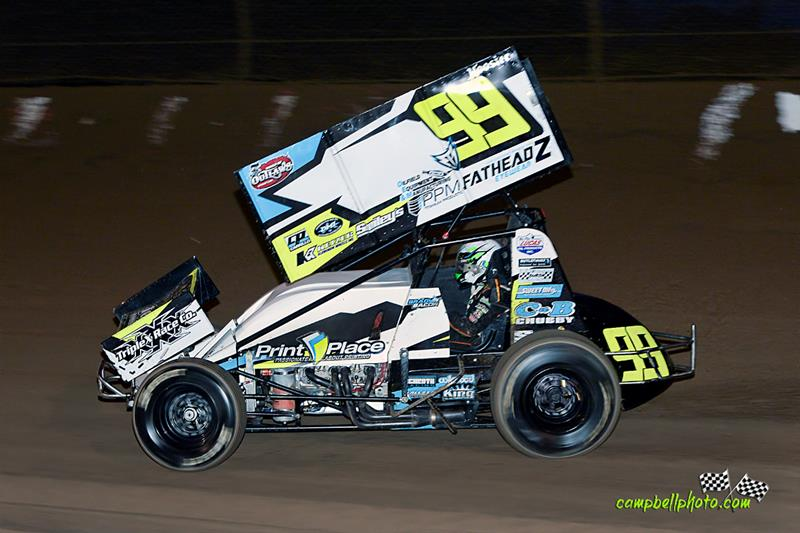 Brady Bacon – Cali Bound! - Brady Bacon Racing - Official
