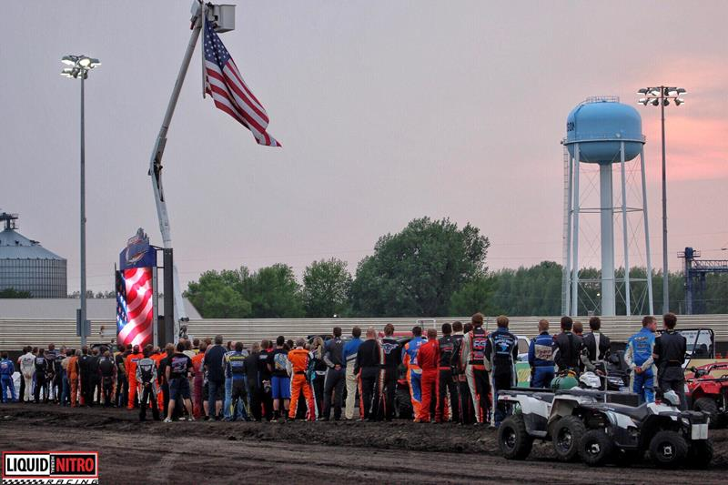 Jackson Motorplex Featuring Winged and Non-Wing Sprint Cars