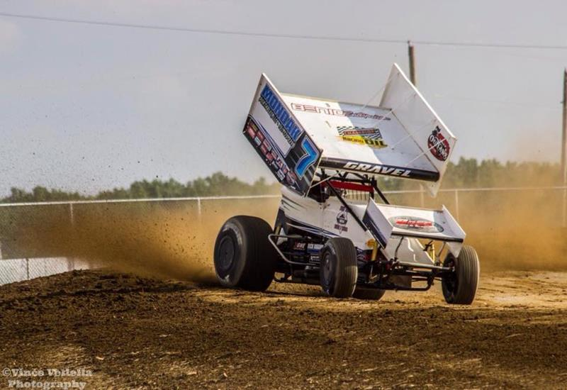 David Gravel Closes Busy Week Out With Fourth Place Finish