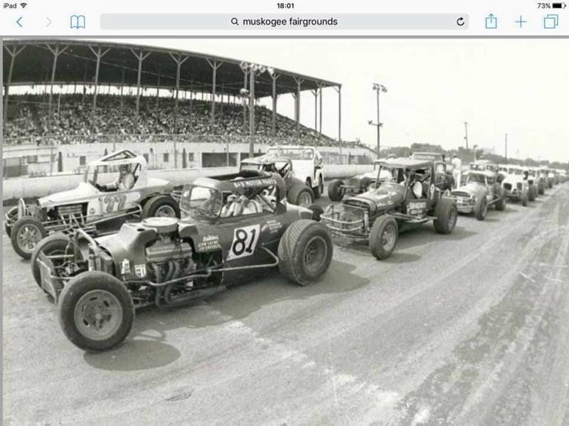 Thunderbird Speedway |