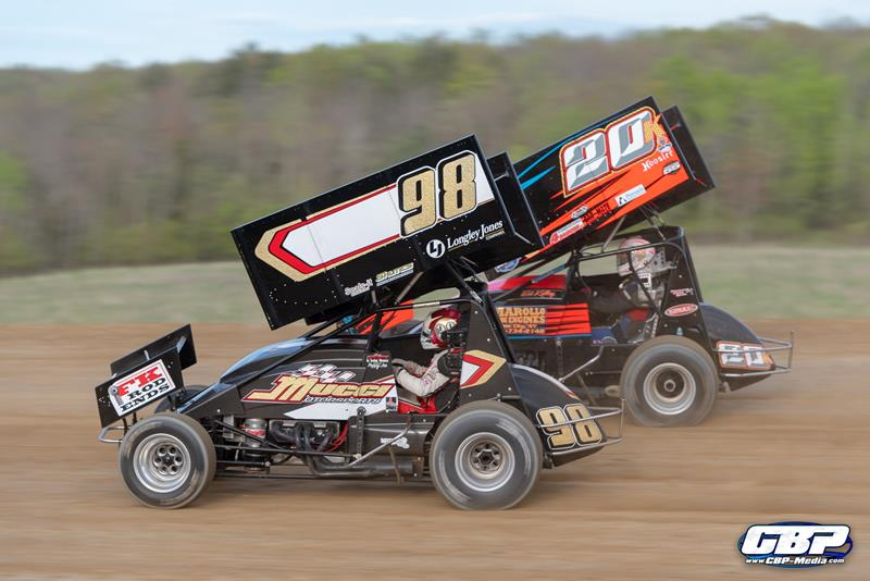 Trenca Returns to Ohsweken Speedway for Canadian Sprint Car