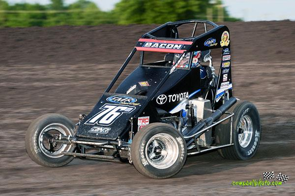 Brady Bacon – Time to Take a Breath, Midget Week/Eastern