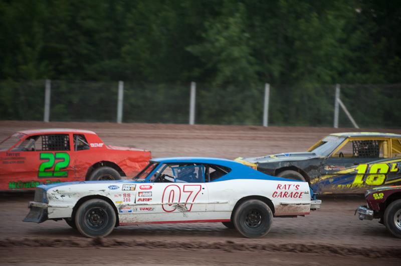 Tri-City Motor Speedway - Auburn, MI   Friday Night Dirt