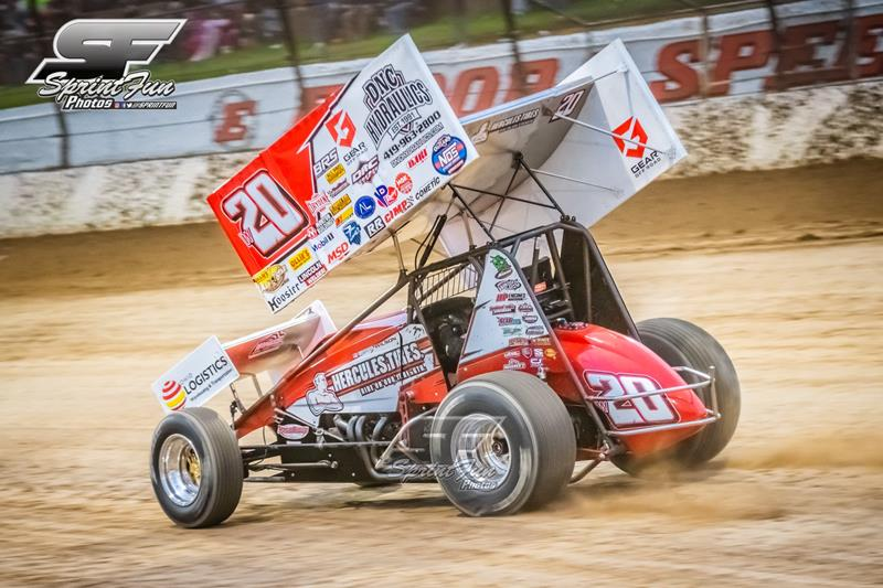 All Star Sprints >> Wilson Caps All Star Season With Sixth Place Result At
