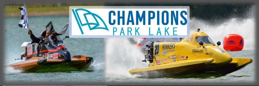 Champions Park Lake