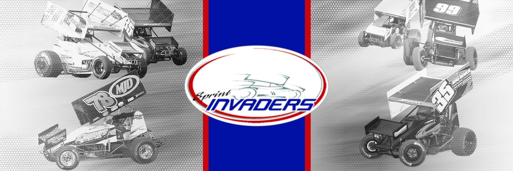 Sprint Invaders
