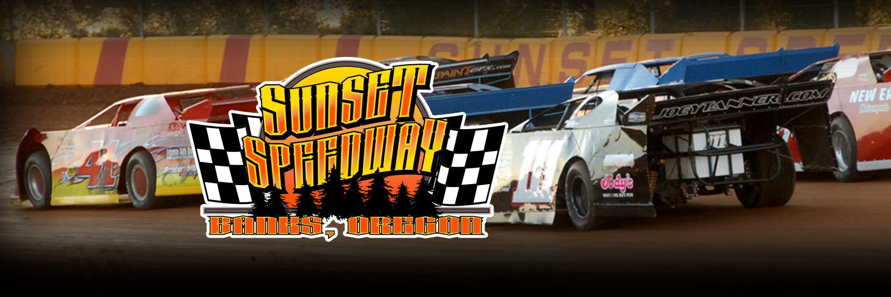 8/7/2021 - Sunset Speedway Park