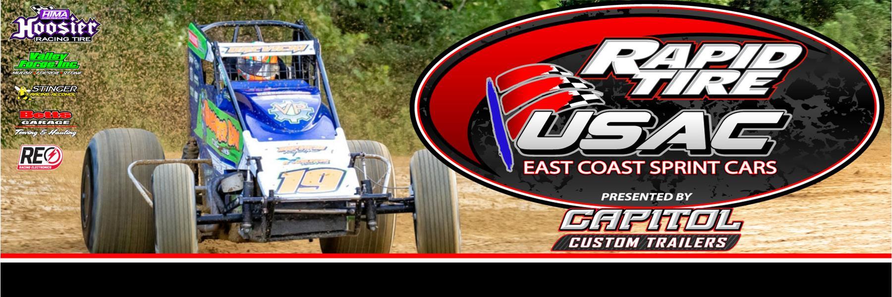 USAC East Coast Sprint Cars