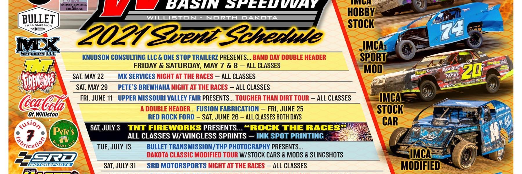 Williston Basin Speedway