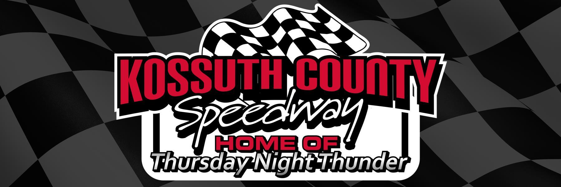 Kossuth County Speedway