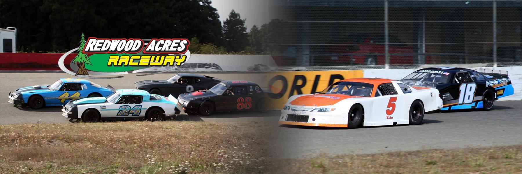 Redwood Acres Raceway