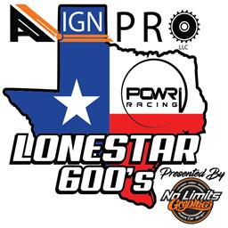POWRi Lonestar 600's Jr Sprint's