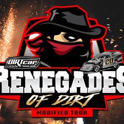 Renegades of Dirt Modified Tour
