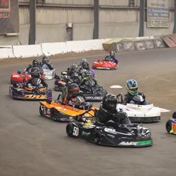 Cedar Lake Speedway Indoor Arena