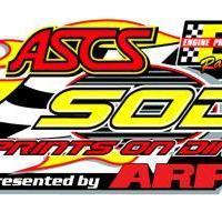 ASCS Sprints on Dirt