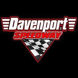 9/25/2021 - Davenport Speedway