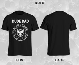 Dude Dad Ramones
