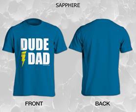 Dude Dad Block