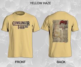 Gunslinger Tour 2017
