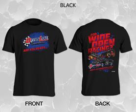 Devils Lake Speedway - Wide Open Racing