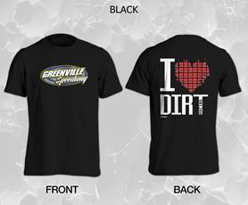 Greenville Speedway I Heard Dirt