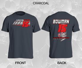 Christian Bowman Racing 2018 Crew