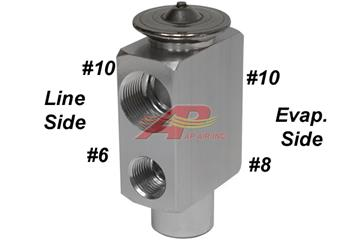 Red Dot Expansion Valve 71R8301