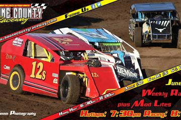 Boone County Raceway