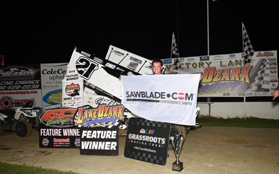 Swindell Caps Lucas Oil ASCS Speedweek Championship With