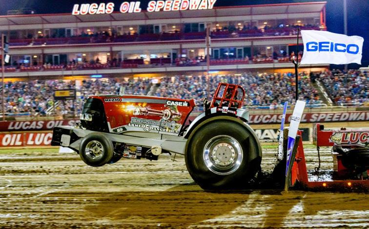 Lucas Pro Pulling Nationals return to Lucas Oil Speedway